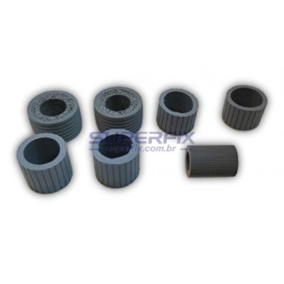 Kit de Borracha do Rolete Pickup Epson Workforce Ds-760 Ds-860