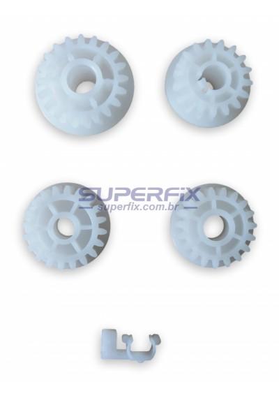 CB414-67923; Kit de Engrenagem para Fusor HP P3005 / M3035 / M3027