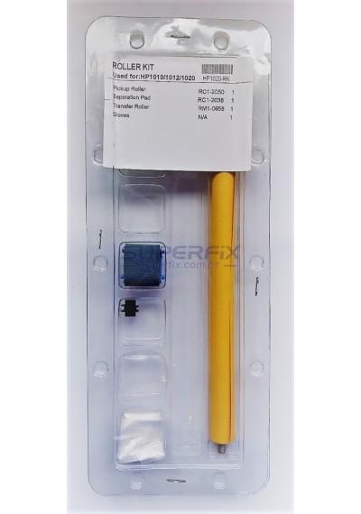 RKIT 1020; Roller Kit de Rolo de Manutenção HP 1010 / 1012 / 1020 - EMBALAG KIT