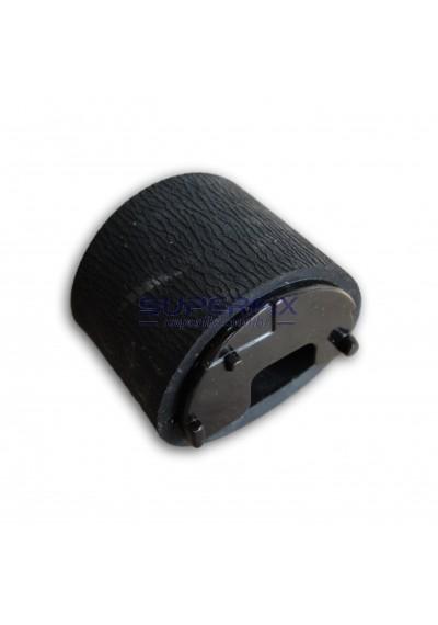 RL1-0569; Rolete Pickup Roller Paper HP LJ 2410 / 2420 / 2430 / P3005 / M3027 / M3035 - Bandeja Tray 1