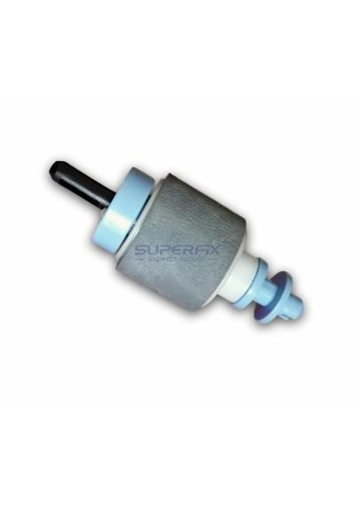 RM1-2988; Rolete Pickup Roller - Rolo Captador do Cassette Superior HP LaserJet M5025 / M5035 / M5039 - Bandeja Tray 2 / 3