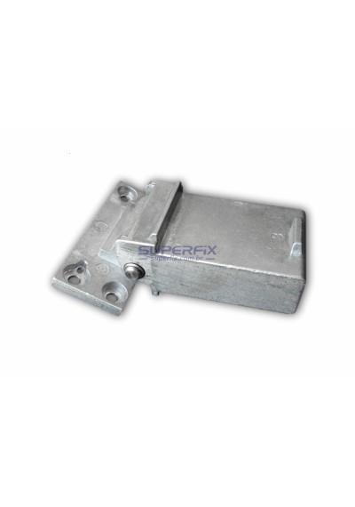 JC97-02265A; Dobradiça da Tampa do Scanner Samsung SCX6345 | SCX6555 | CLX8380 Xerox WC 4150 - DIR.
