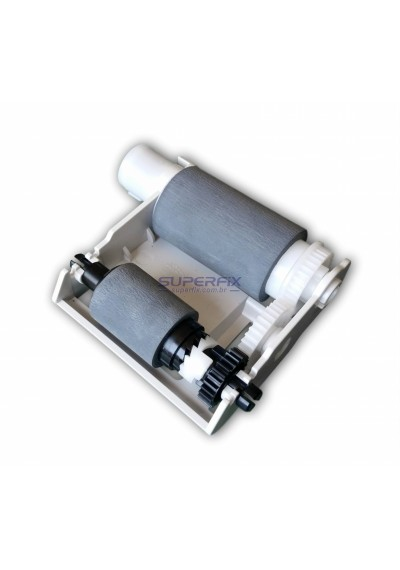 JC97-03099A; Rolete de Tracionamento do ADF Pickup Roller Samsung SCX6555 / 6545 / 6345 / 6255  CLX8380 / 8385 / 8540